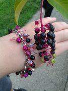 Nature inspired bracelet