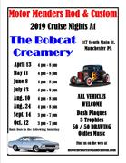 Motor Menders Cruise Night