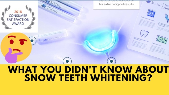 Unbiased Snow Teeth Whitening Review Could It Be A Scam