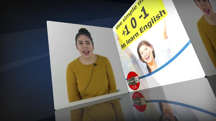 How To Learn English - Use simple math to learn English