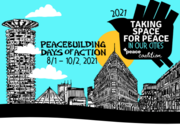 Peacebuilding Days of Action, Aug.1st - Oct. 1st, 2021