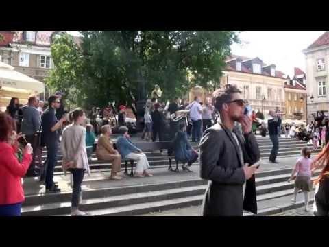 """Flash mob """"Soul Bossa Nova"""" - Stare Miasto"""