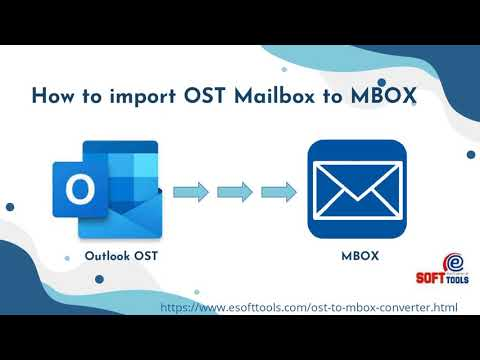 OST to MBOX Converter Tool