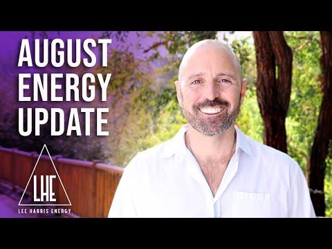 August 2021 Energy Update