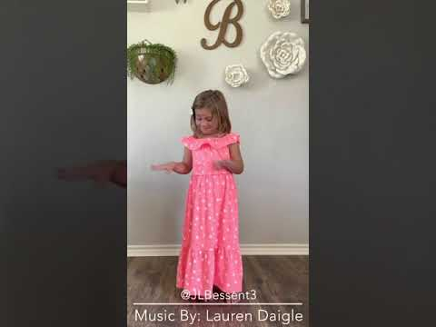 """ASL """"you say"""" by Lauren Daigle"""