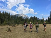 monatliches wildes Trekking: Februar