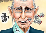 Fauci unmasked ...