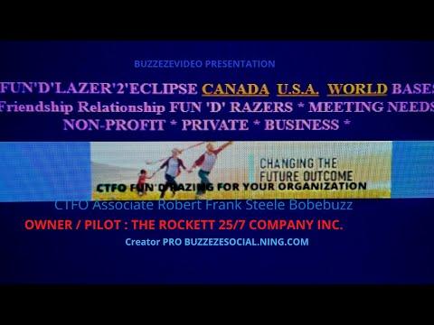 BUZZEZEVIDEO CTFO NON PROFIT FUN'D'RAZING FOR YOUR ORGANIZATION
