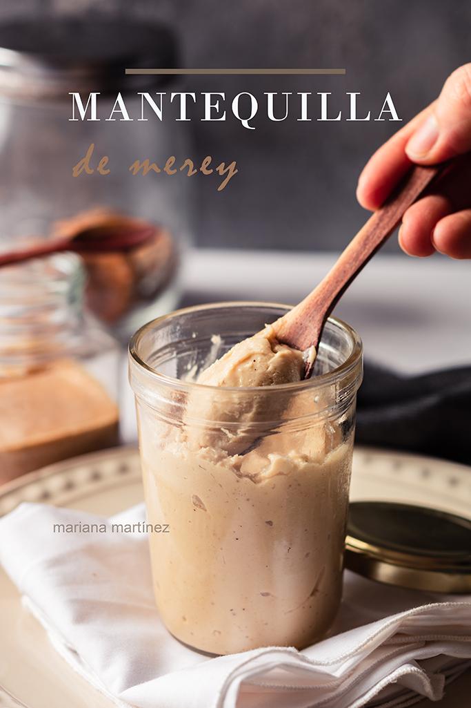 mantequilla de merey