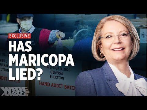EXCLUSIVE: AZ Sen. Pres. Karen Fann Reveals Maricopa County Lies; What's Ahead for the Audit?