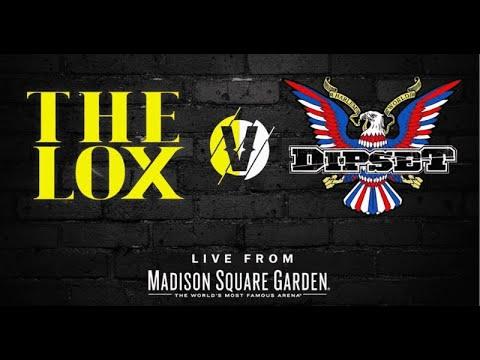 The Lox vs Dipset Verzuz Battle