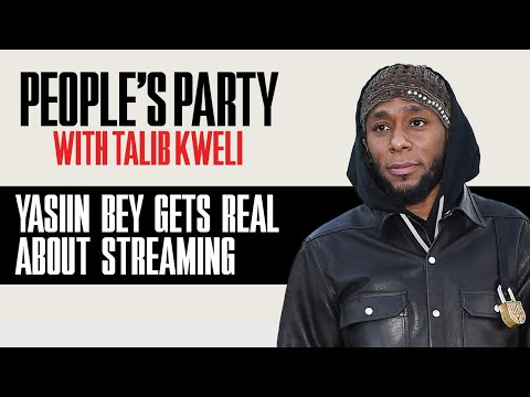 Yasiin Bey Speaks His Mind On Spotify & The Pressure To Release Black Star II | People's Party Clip