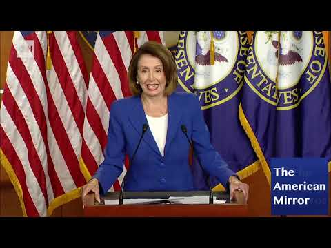 Nancy Pelosi botches words, suffers face spasms, confuses Dems, GOP