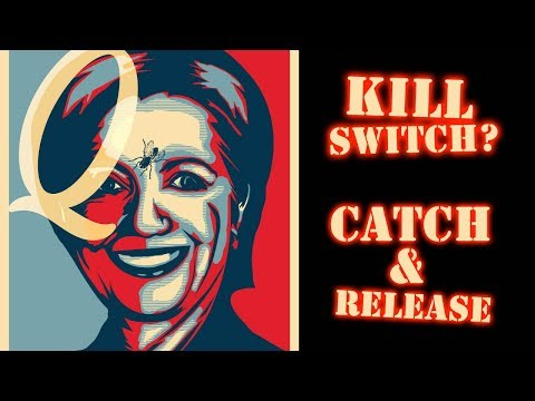 Q ANON... KILL SWITCH! SECRET TRIBUNALS!! CATCH AND RELEASE!!!