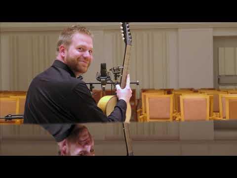 Joseph Kaspar Mertz - Elegy | performer Karol Samuelčík | guitar Martin Okenica, Stauffer model