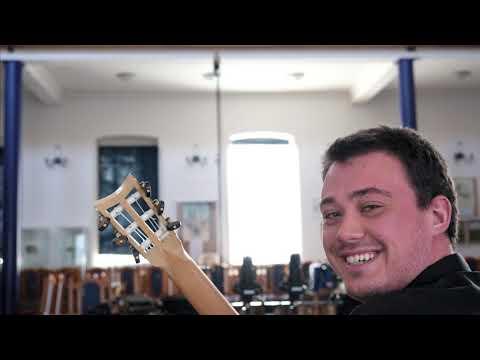 Fernando Sor - Variations op. 15a | performer Adam Svitač | guitar Martin Okenica, Panormo model