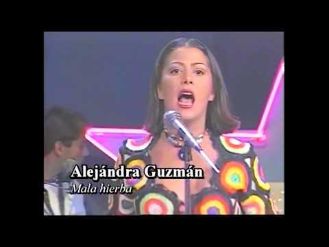 Alejandra Guzman │ Mala Hierba (HD)