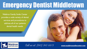 Emergency Dentist Middletown