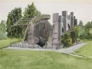 Telescope at Birr Castle