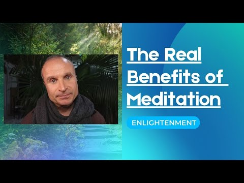 The Very Desire to Meditate Comes from Enlightenment | Enlightenment Experience -Meditation Benefits