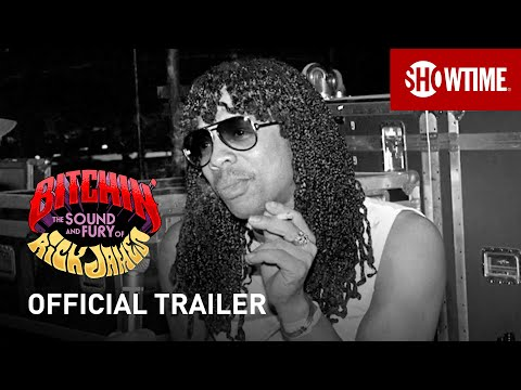 Rick James is Exactly as Wild as You Thought in The First Trailer for a New Documentary