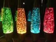 Some Baby Glitter Bottles with GlitterKit