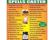 South Africa Sangoma ~Uk Astrology ~Usa Psychic ~ Australia Spell Caster ☎+27795742484
