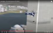 Plane VS Tower