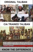 Know Your Taliban!