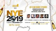 New Years Eve 2019 - White, Gold & Black - NYE Kizomba Party