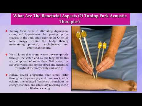 Uplift your cognitive stability with tuning forks healing frequencies