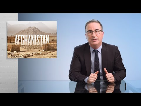 Afghanistan: Last Week Tonight with John Oliver (HBO)