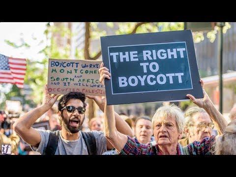 Israel Anti Boycott Act