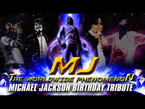 Michael Jackson 63rd Birthday Tribute 2021 #happybirthdaymichaeljackson