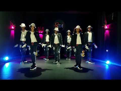 Happy Birthday to Michael Jackson / Choreographed by Rajesh Master Muscat / RDI / 2021