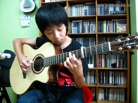 (Westlife) You Raise Me Up - Sungha Jung