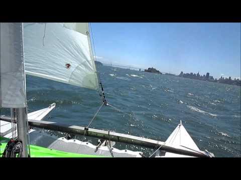Fast reach to Alcatraz II