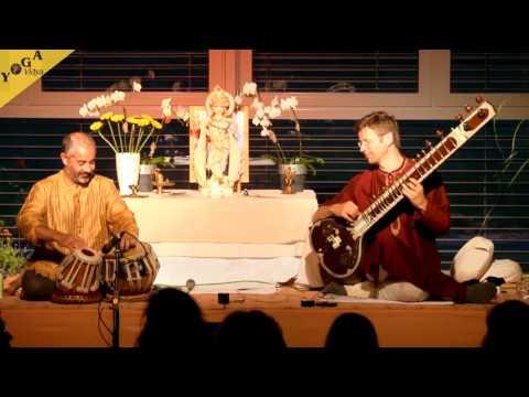 "Yogendra und Ravi spielen ""magic indian ragas"" - Yoga Vidya Ayurveda Kongress 2014"