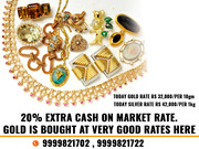 CASH FOR GOLD PAYS THE MOST FOR JEWELLERY