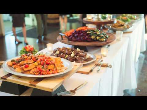 Full Service Wedding Catering - Saint Germain Catering