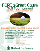 FORE A Great Cause Golf Tournamet
