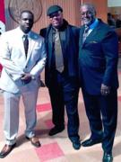 Elder Pastor Warryn Campbell Sr & Senior Pastor Warryn Campbell II