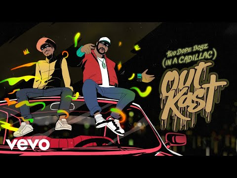 Outkast - Two Dope Boyz (In a Cadillac) (Animated Music Video)