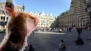 Dancing on the Grand Place
