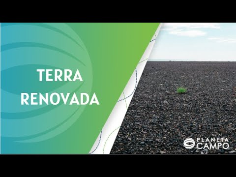 07 -  Terra renovada - Planeta Campo