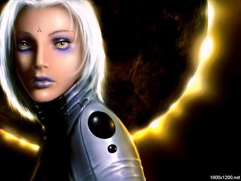 ТСАМИЯ  -  Галактическая   Женщина.  Видео  представляет  Стелла Амарис.  VID 20200224 200549