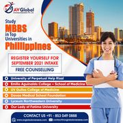 MBBS in Phillippines