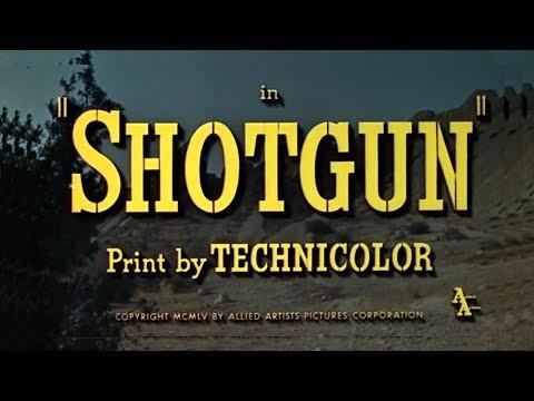 Shotgun (1955 western)