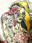 Gore Shriek: Mutant Creepy Girl