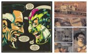 Wrestling Graphic Novels: A Comics Grid Webinar